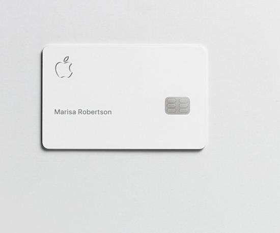 苹果信用卡国内能用吗?