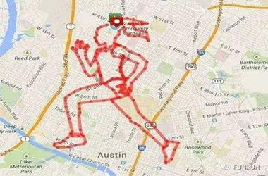一款跑出乐趣的跑步APP