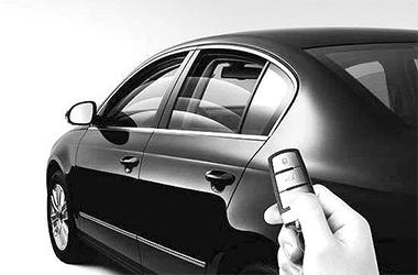 一款手机APP轻松 可代替车钥匙
