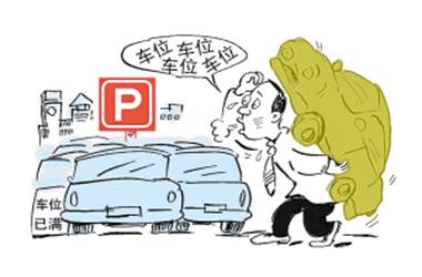 一款APP轻松搞定停车问题