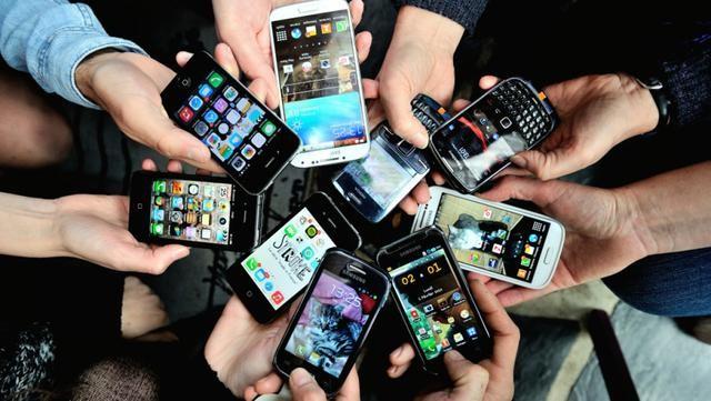 全球智能手机全球普及上升