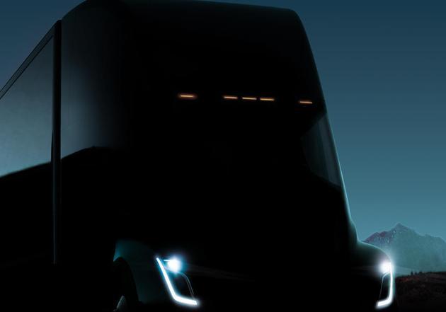 特斯拉发送邀请函 将于11月16日发布电动卡车