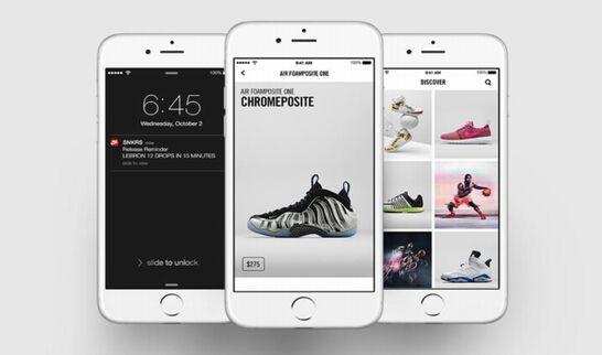运动鞋APP开发为什么能吸引用户?