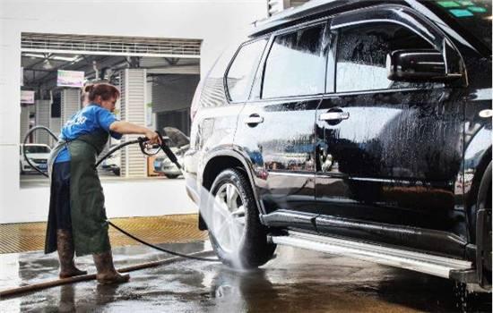 共享洗车APP管理界面功能